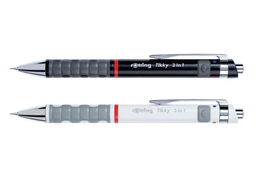Пишещ продукт Rotring Multi Tikky 3 в 1 0.5mm, 0.7mm,