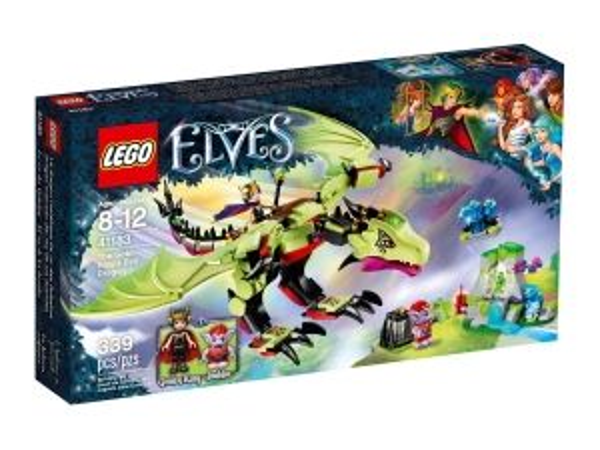 ЛЕГО Елфи - Злият дракон на краля на гоблините 41183