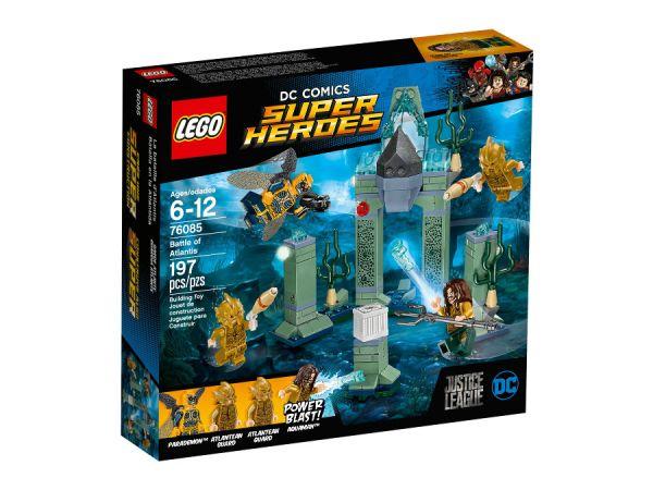 ЛЕГО Супер Хироус - Битката за Атлантида 76085