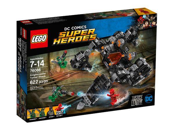 ЛЕГО Супер Хироус - Нападение в тунела 76086