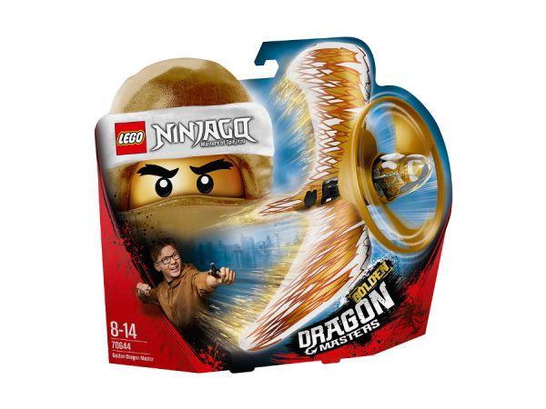 ЛЕГО Нинджаго Господар на Златния дракон 70644