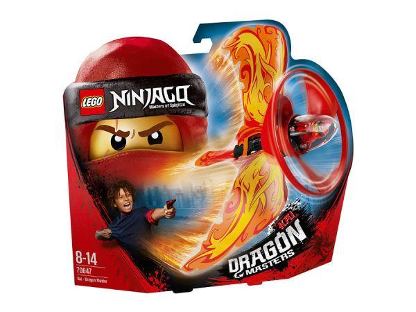 ЛЕГО Нинджаго Кай - Господар на драконите 70647