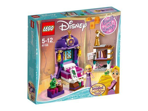ЛЕГО Принцесите на Дисни - Спалнята в замъка на Рапунцел 41156