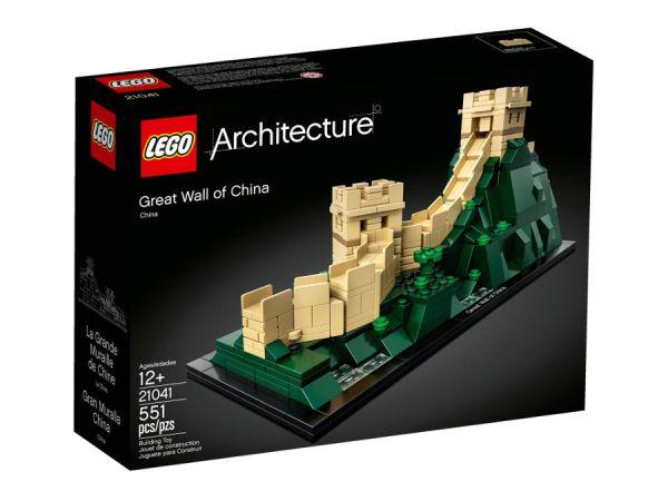 ЛЕГО Архитектура - Великата китайска стена 21041