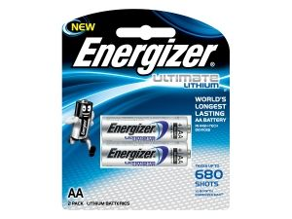 Литиева батерия Energizer Ultimate Lithium AA