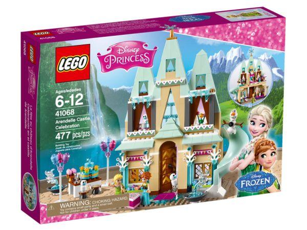 ЛЕГО Принцесите на Дисни -  Празненство е Замъка на Арендел 41068