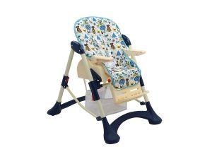 Стол за хранене Mappy, Регулируем, 6 - 36 месеца, navy-blue